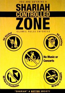 Shariah-controlled zone #3